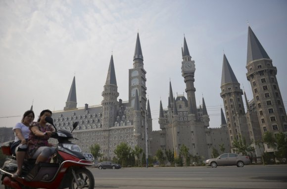 16 tourist spots that China ripped off from the rest of the world16