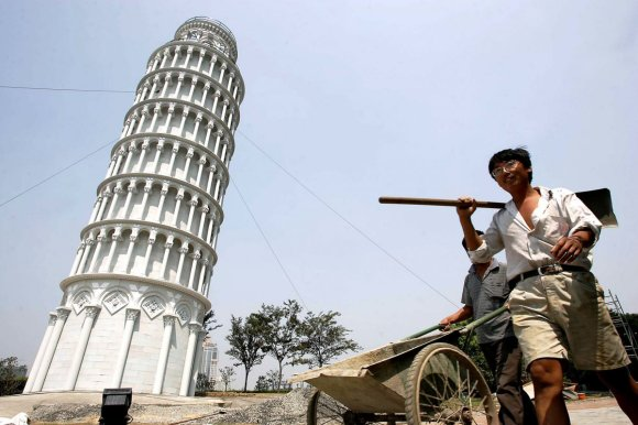 16 tourist spots that China ripped off from the rest of the world5