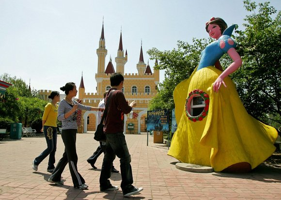 16 tourist spots that China ripped off from the rest of the world7