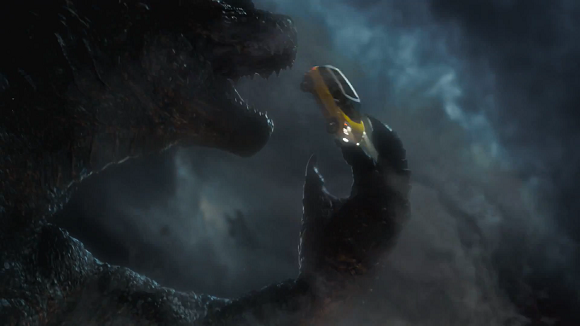 Godzilla's favorite food is in, and it's not Japanese!