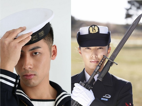Japan Maritime Self-Defense Force to release photo books, make us all jealous of their hot bods