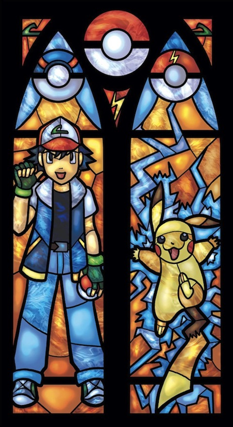 glass pokemon