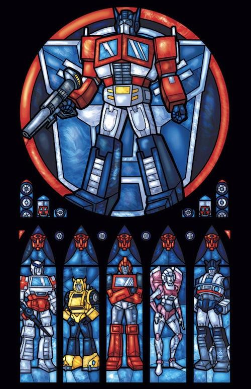 glass transformers