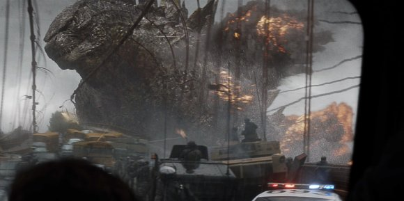 Here's How The Military Would Actually Fight Godzilla