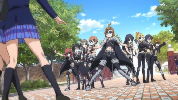 KISS Singer Gene Simmons Reacts to Love Live's KISS Parody