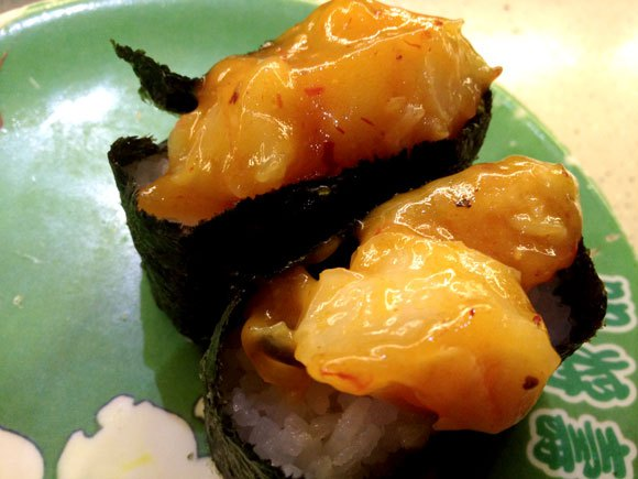 Our writer tries out Hong Kong's 'killer sushi', lives to tell the tale