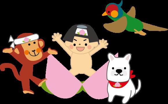 Momotaro the Peach Boy