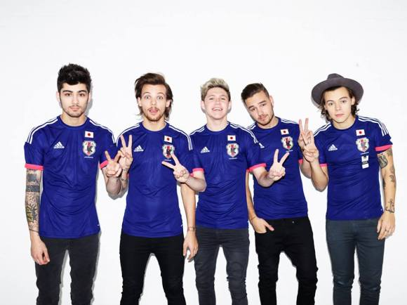 one direction japan