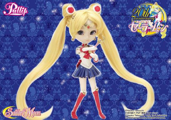 She's a doll, literally — Sailor Moon set to delight fans in cute three-dimensional form!