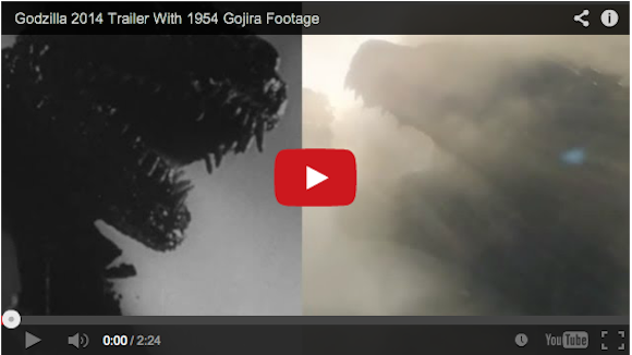 YouTuber combines original and latest Godzilla in cool mashup trailer