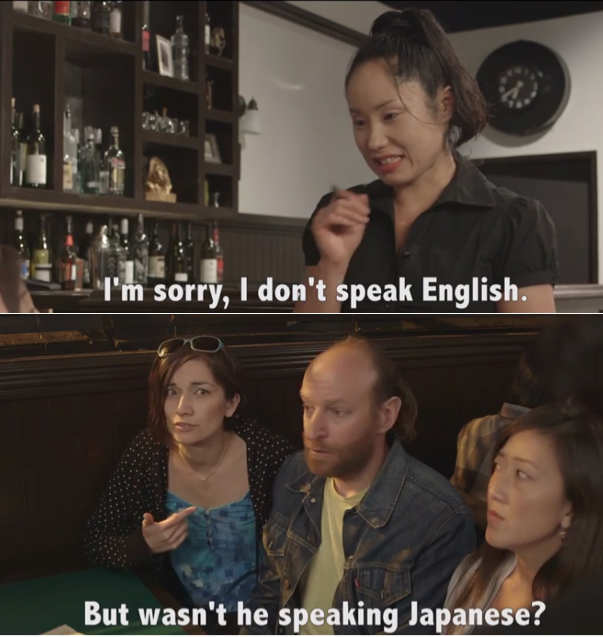 """But we're speaking Japanese!"": Humorous video confronts lingering stereotypes in Japan"