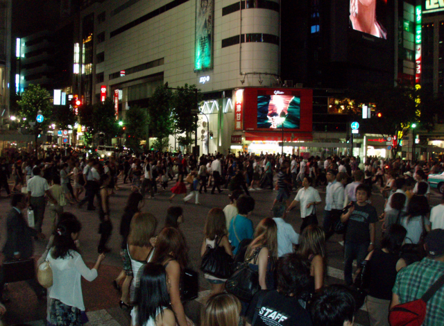 World-famous Shibuya scramble crossing to become even more epic with giant(er) screens