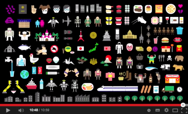 Sex, sushi, and suicide – Everything you need to know about Japan in infographics 【Video】