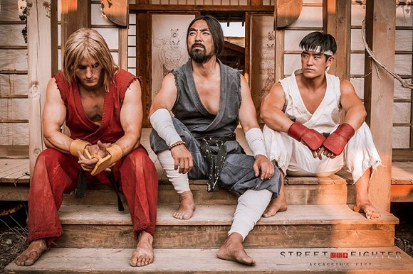 The official Street Fighter: Assassin's Fist trailer just made our day【Video】