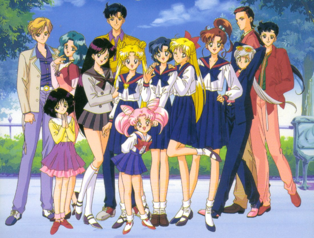 Can't wait for Sailor Moon Crystal? The original series is now streaming for free on Hulu!