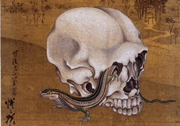 Macabre Japanese ukiyo-e reveal gothic side to art of the floating world【Pics】