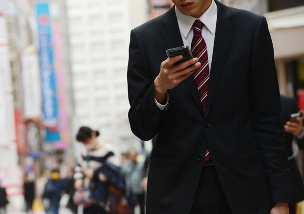 Your smartphone could kill you: Phone-related deaths on the rise in Japan