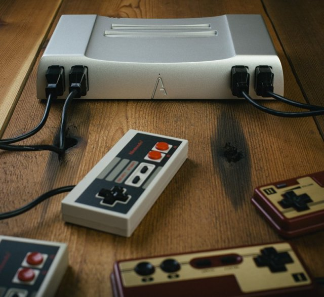 This gorgeous remake of the classic Nintendo System is like nothing you've ever seen before