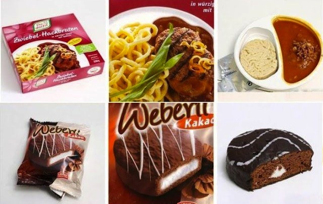 31 German food photos that show the depressing gap between adverts and reality