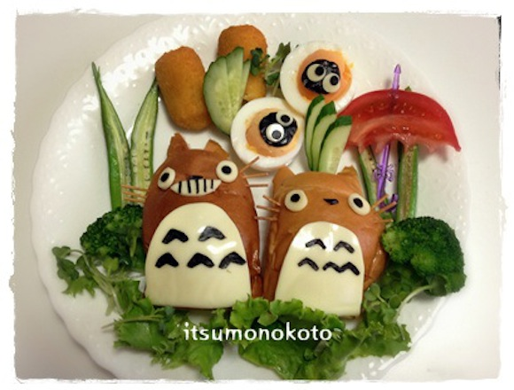 If you thought Japanese lunches couldn't get any cuter, you were wrong