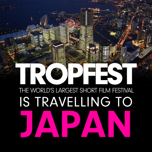Tropfest: The world's largest short-film festival comes to Japan for one day only