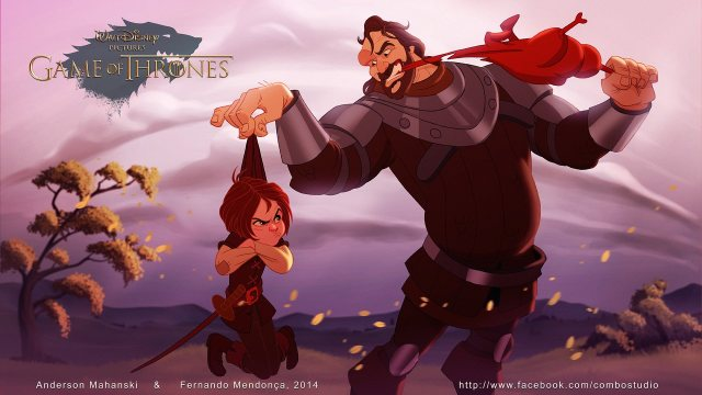 Disney-fied Game of Thrones looks family-friendly but enthralling nonetheless!