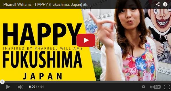 """Yes, the residents of Fukushima really are this """"Happy"""""""