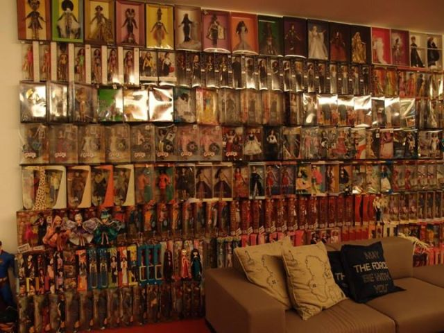 Valley of the 9,000 dolls: One man's incredible collection