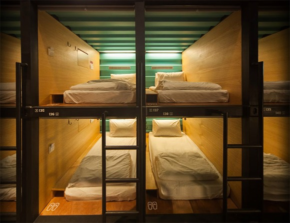 A brand new capsule hotel just opened...in Malaysia4