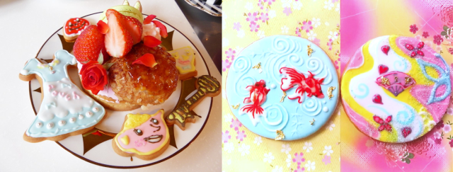 Desserts in Wonderland – Our lesson in decorating storybook sweets
