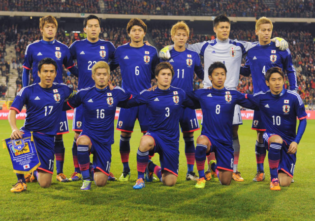 Columbia Records Japan changing name in support of national team's game against Colombia