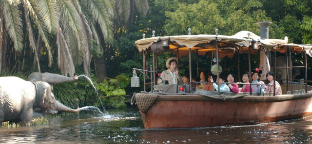 The reason Tokyo Disneyland has no mosquitos (plus three other cool things about its water)