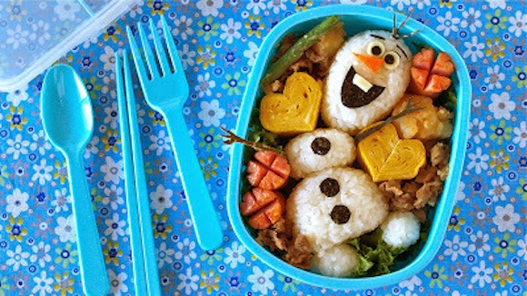 Olaf from Disney's Frozen is cute enough to eat!