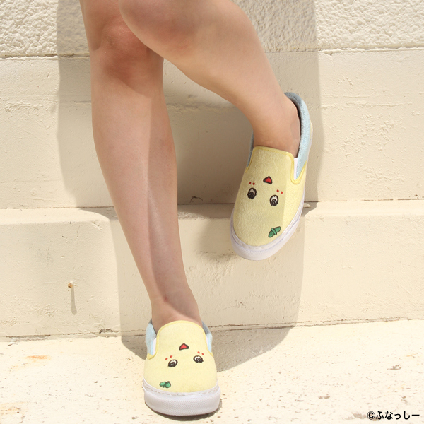 Can't get enough Funasshi? Here come Funa-shoes!