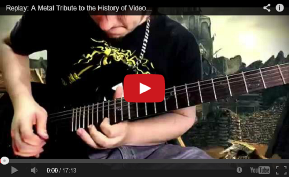 Get ready to rock! 38 awesome covers of video game music in 17 minutes