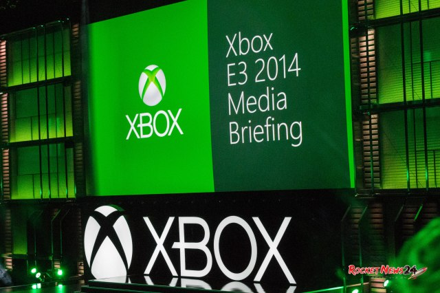 Photos from the Xbox E3 2014 Media Briefing【RN24 at E3】