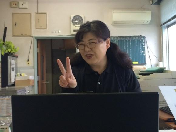 Amano Izumi