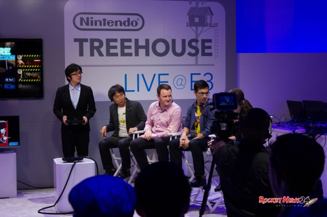Our favorite photos from Day One of E3 2014【E3】