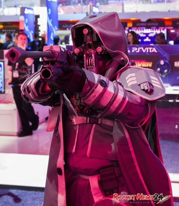 Our favorite photos from Day Two of E3 2014【RN24@E3】