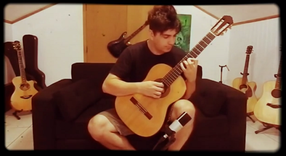 Brazilian guitarist covers game & anime themes, not getting the hits he deserves!【Videos】