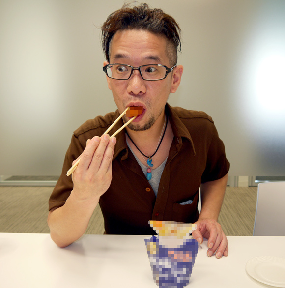 Mr. Sato tries top secret rated-R fried chicken from popular Japanese convenience store