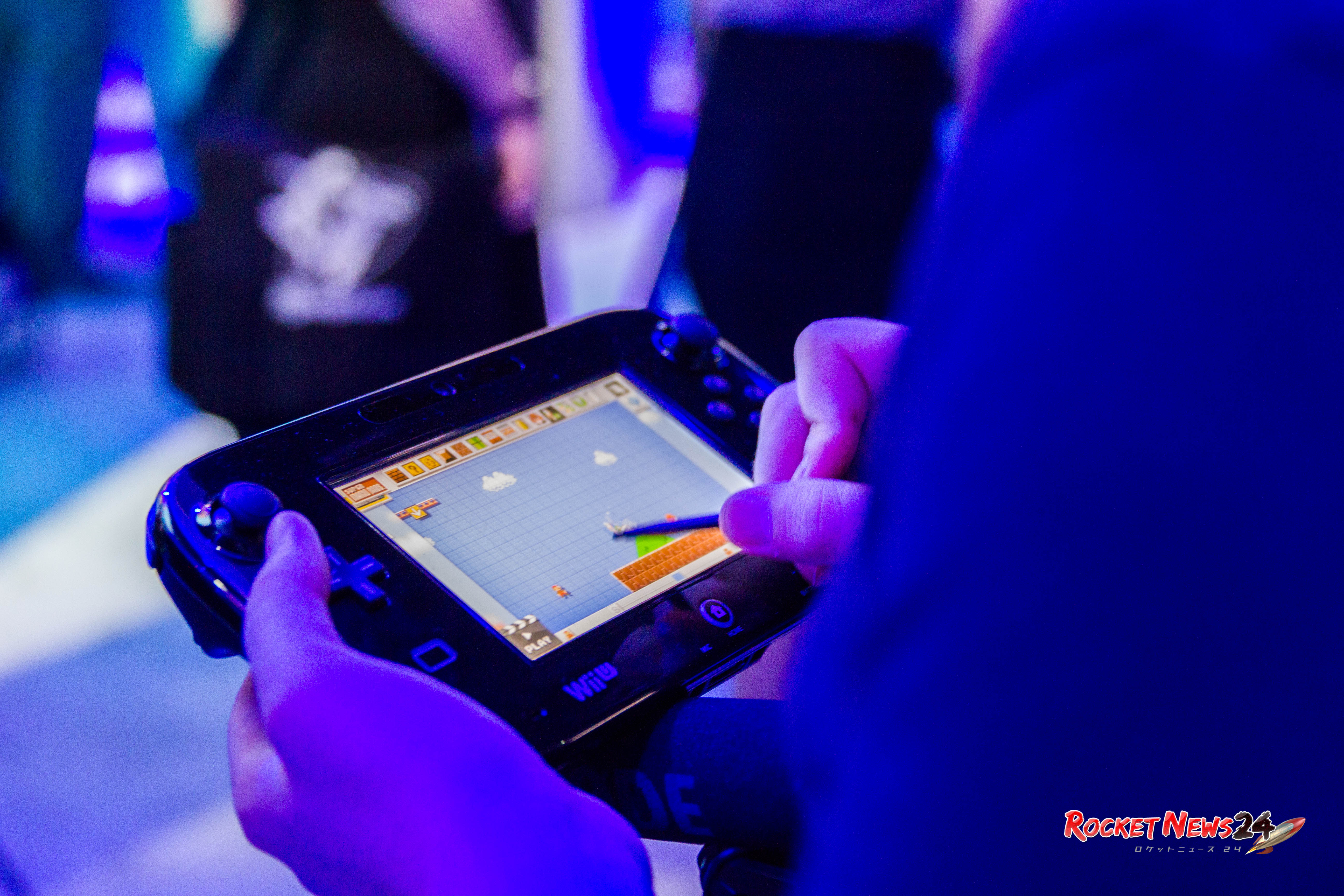 Mario Maker 5