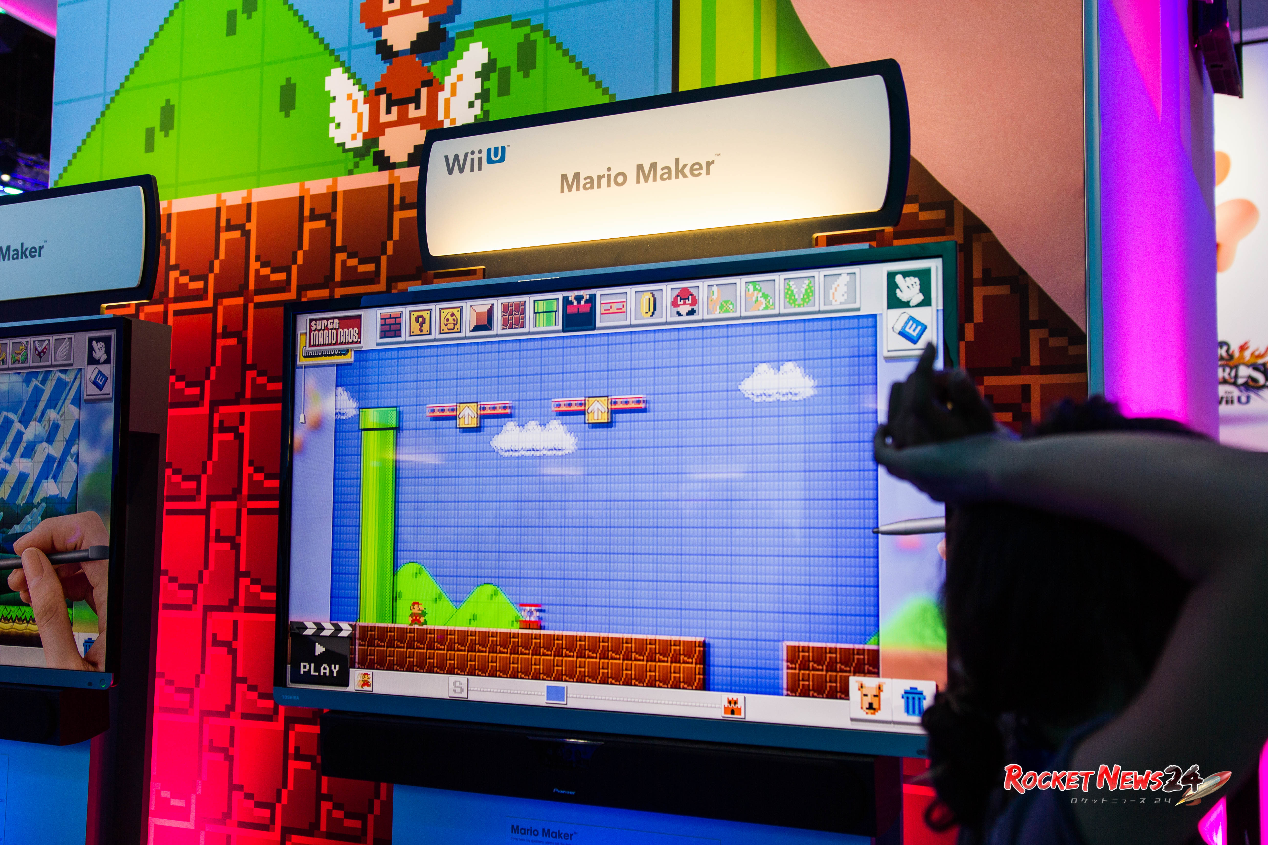 Mario Maker 8