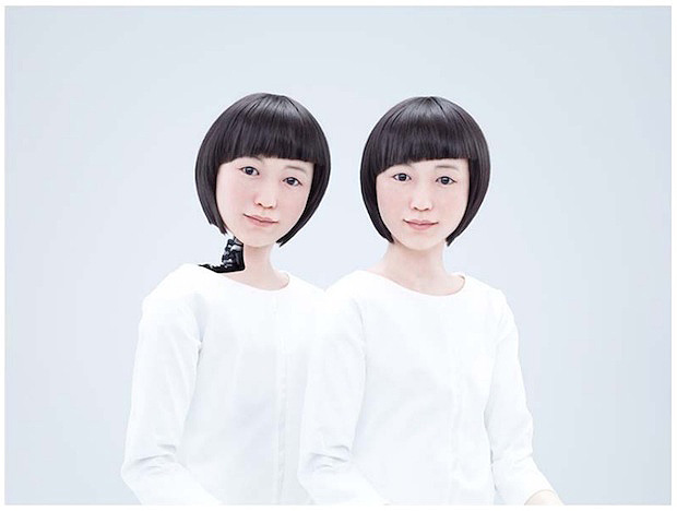 The singularity is coming: Eerily lifelike androids converge in Odaiba for exhibition