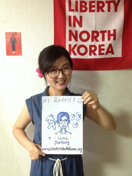North Korean defector describes her crazy escape and adjustment to modern life