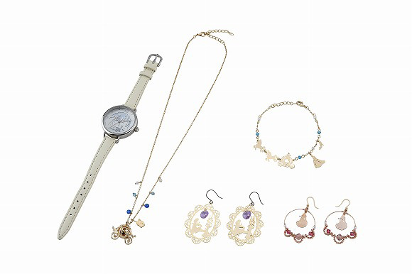 Bibbidi bobbidi boo, wonderful new Disney accessories for you!