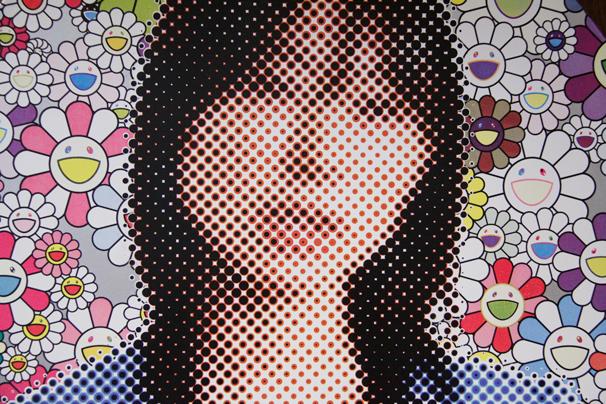 Artist Takashi Murakami immortalises heckled Tokyo assembleywoman in dot-art portraits