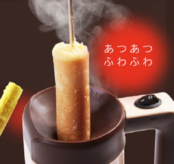 Pancake on a stick: Roky makes all your pancake popsicle dreams come true