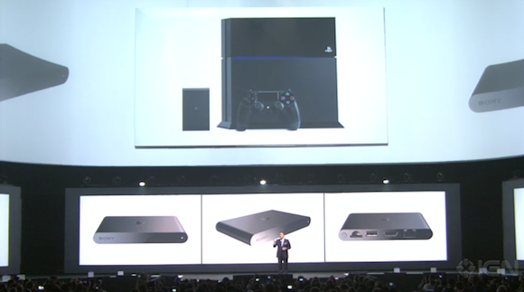 Newsflash: PlayStation TV coming to the West this autumn