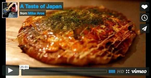 """A Taste of Japan"": Mouth-watering video of one man's incredible gourmet trip 【Video】"